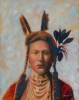 YELLOW COYOTE (Crow Scout)